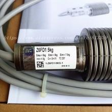 HBM Z6FD1/5 KG חדש ומקורי תאי עומס במשקל חיישנים