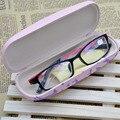 Venda quente dos homens das mulheres do Aluno TR90 miopia míope Óculos De caso-100-150-200-250-300-350-400 Gift idea 160304