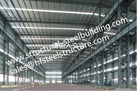 Steel Structure Warehouse Workshop Contractor Fabricator Manufacturer Erector For Turn-key Project