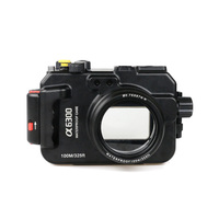 Seafrogs 40M/130FT Waterproof underwater security camera housing Case Scuba Diving Equipment For SONY Camera A6300