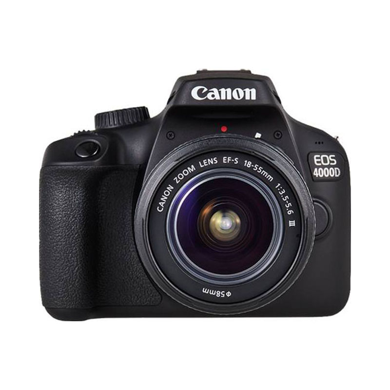 DSLR Camera Canon EOS 4000D
