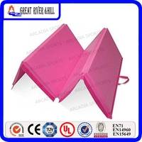 Economic newly design 2.4mx1.2mx3cm cheap gymnastic mats