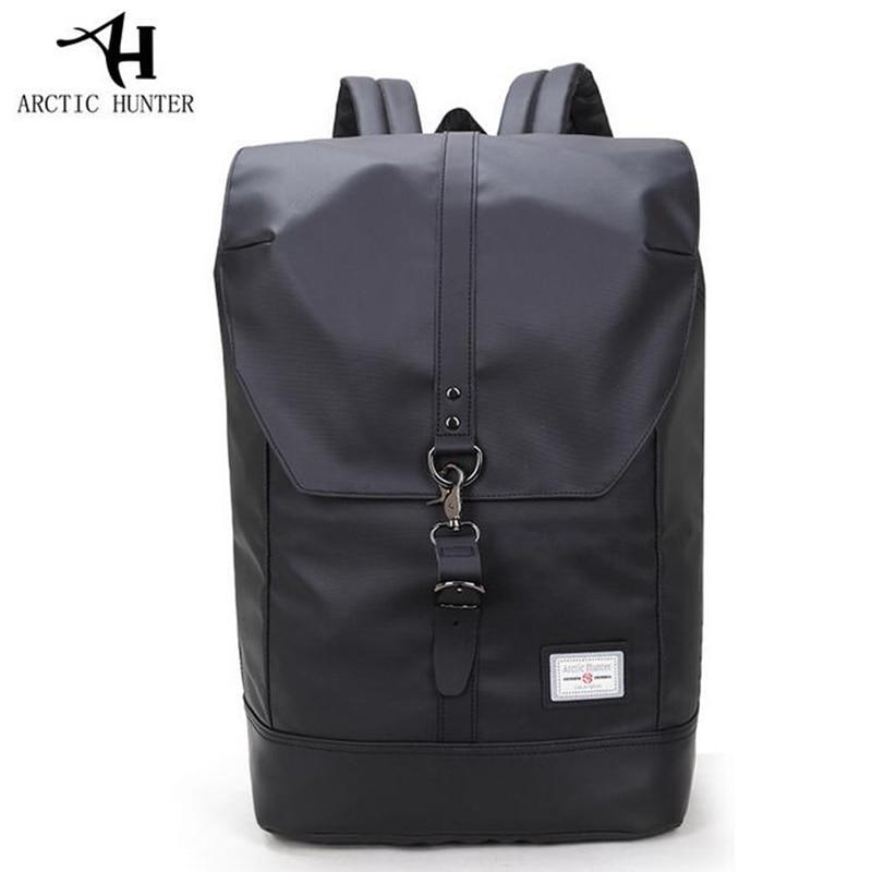 Arctique HUNTER voyage hommes sac à dos de mode loisirs sacs d'école pour adolescents étanche ordinateur portable Anti-vol sac à dos
