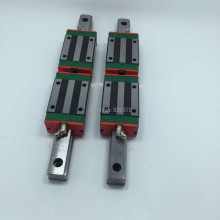 100% New HIWIN Linear Guide HGR15 300mm rail with 4pcs HGH15 CA Narrow Type blocks