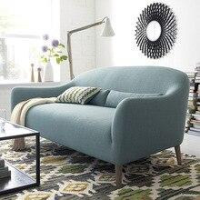 Офисные диваны для офиса мебель дерево белье секционный диван, кресло один/два три места, диван кровать sillones кресло горячий