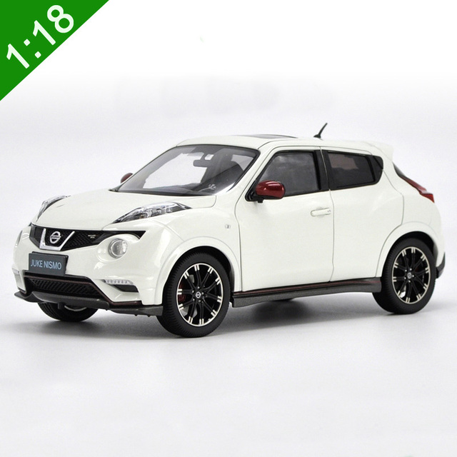 High Quality New 1 18 Nissan Juke Nismo Rs Original Alloy Car Model Cast Metal
