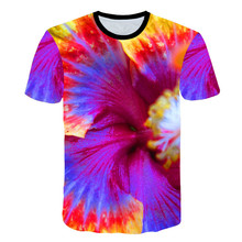 Hot Summer Hawaiian Shirt Men 3D Flowers Plants Print Tee shirt Harajuku Slim Fit Streetwear Oversized T shirt Camisetas Hombre женская футболка 3d 2015 t emoji t camisetas flowers