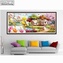 Алмазная 5d картина «сделай сам» мозаика с изображением пейзажей