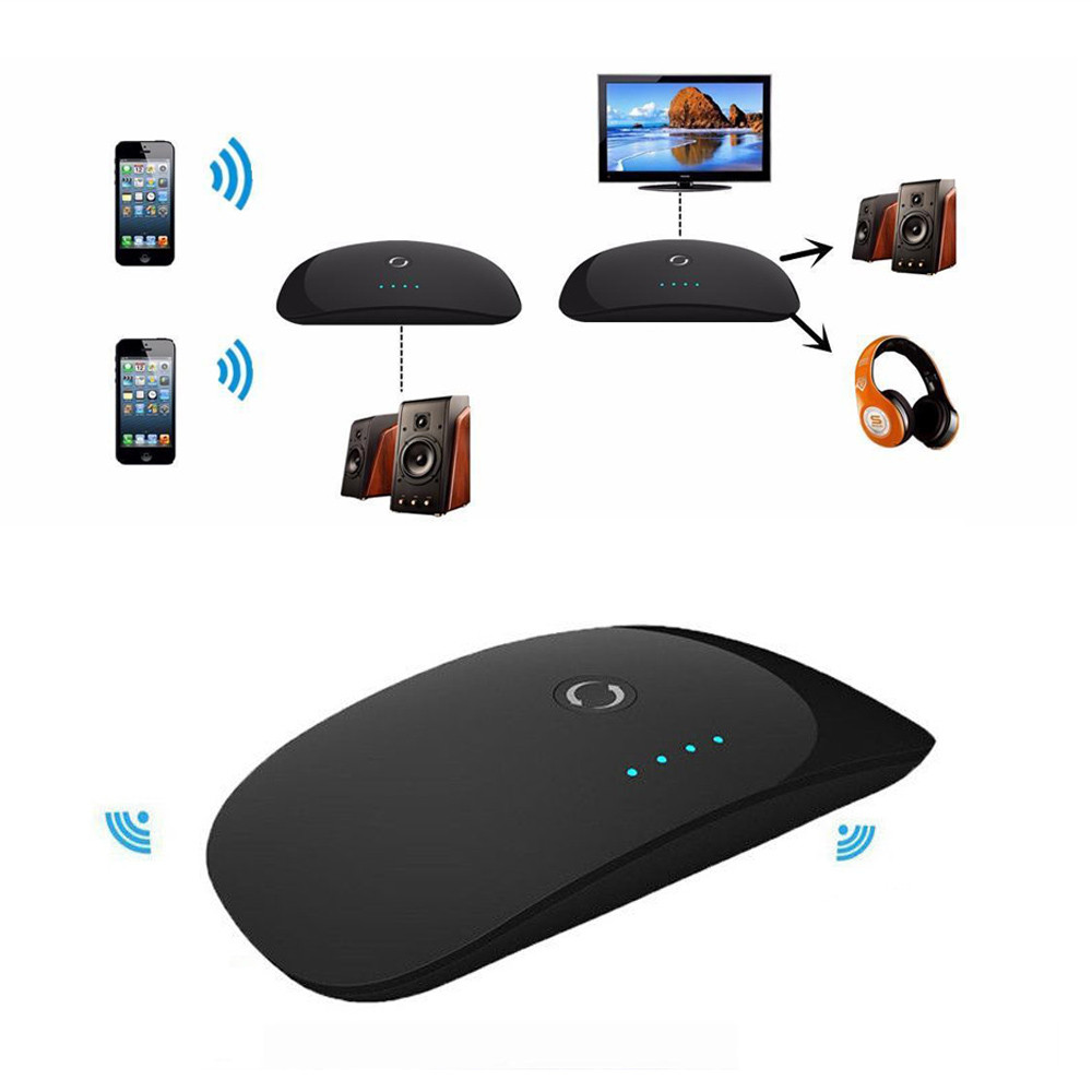 Беспроводной <font><b>Bluetooth</b></font> 3.0 + <font><b>EDR</b></font> аудио передатчик-приемник адаптер для звука Системы 17aug29