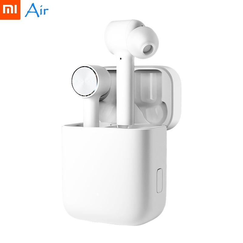 Original Xiaomi Air Bluetooth Headset TWS True Wireless Stereo Earphone ANC HIFI ENC HD Auto Pause