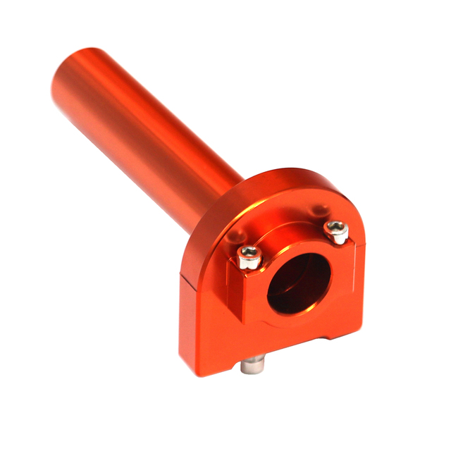 Or Alinory Alliage Daluminium Moto Acc/él/érateur TwistGrips 22mm Grip Accelerator Cyclomoteur Refit Accessoire