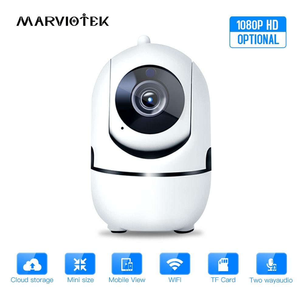 720P Wireless IP Camera 1080P Intelligent Auto Tracking Of Human Home Security Video Surveillance CCTV Camera  Mini Camera HD web page