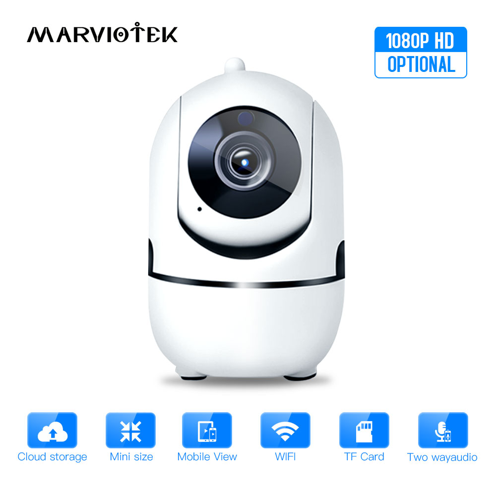 720P Wireless IP Camera 1080P Intelligent Auto Tracking Of Human Home Security Video Surveillance CCTV Camera  Mini Camera HD 720P Wireless IP Camera 1080P Intelligent Auto Tracking Of Human Home Security Video Surveillance CCTV Camera  Mini Camera HD