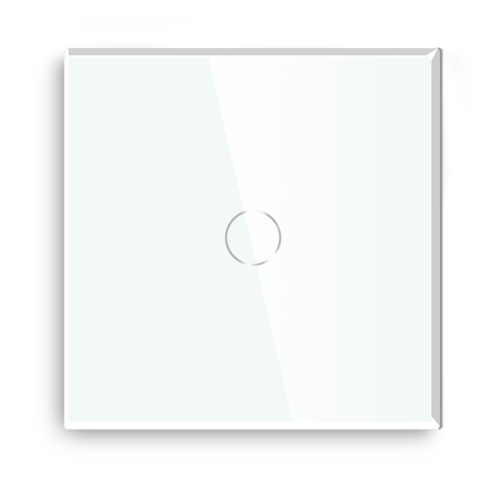 Bseed 240v Touch Dimmer 1 Gang/2 Gang 1 Way Dimmable Switch With Glass Panel Black Touch Switch Dimmer Eu UkBseed 240v Touch Dimmer 1 Gang/2 Gang 1 Way Dimmable Switch With Glass Panel Black Touch Switch Dimmer Eu Uk