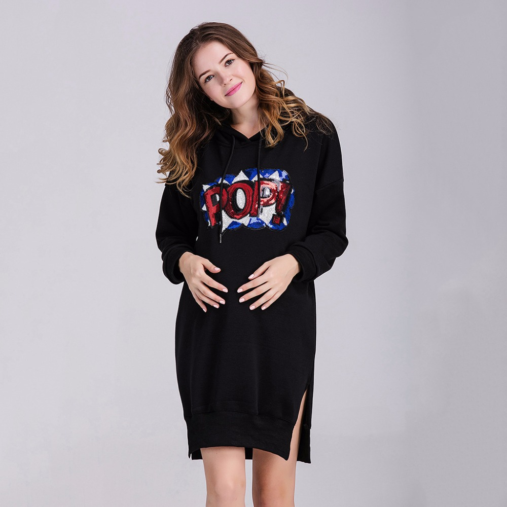 Pregnant Hoodies Women Add Wool Winter Autumn Cotton Outerwear Maternity Hoodie Sweatshirts Hoody Plus Size Ropa De Maternidad hoodie side zipper hit color hoodies мужская мода спортивный костюм мужская толстовка с белым hoody mens purpose tour hoodie
