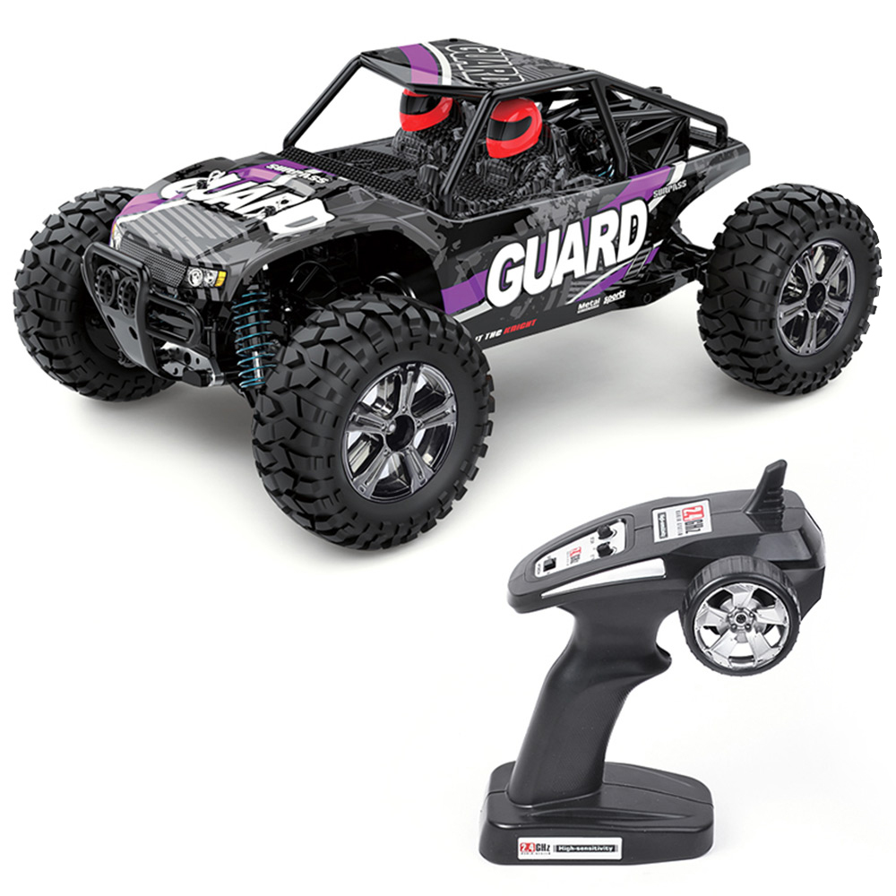 Off-Road RC Vehicle 1:14 Full Ratio 2.4GHz 22 KM / H 4WD Model Car Electric Racing Truggy Remote Control Toy RC SUV Climbing CarOff-Road RC Vehicle 1:14 Full Ratio 2.4GHz 22 KM / H 4WD Model Car Electric Racing Truggy Remote Control Toy RC SUV Climbing Car