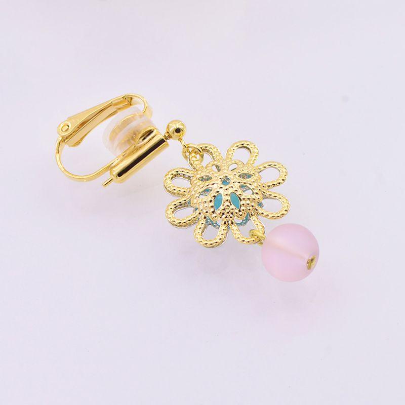 10Pcs Earring Converters Turn Any Pierced Earrings Into Clip On Jewelry Findings in Clip Earrings from Jewelry Accessories