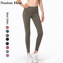 Women Seamless Leggings High Waist Lulu Yoga Pants Workout Gym Leggings Scrunch Butt leggings Gradient Sport Tight Yoga Leggings