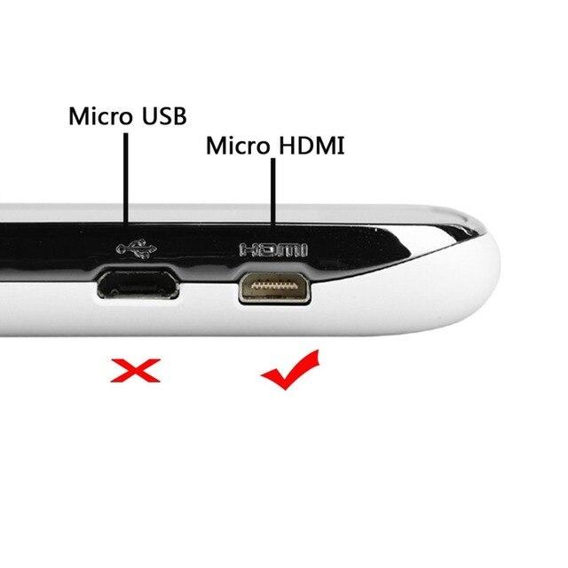 Cable de muelle elástico HDMI en ángulo recto, izquierdo y derecho, Mini HDMI Micro HDMI a HDMI macho HDTV para cámara de teléfono móvil XOOM TF201