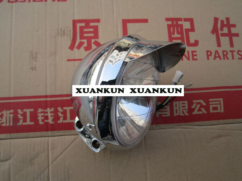 XUANKUN QJ150-3A Headlamp Assembly QJ150-3B
