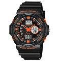 Novo relógio digital digital relógio de pulso relógio de pulso do homem do esporte dos homens da marca ao ar livre horas altímetro contagem regressiva pressão