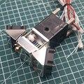 Ultimaker 2 + Расширенный 3d принтер экструзии комплект с Olsson блок сопла 1,75/3 мм Hotend печатающая головка