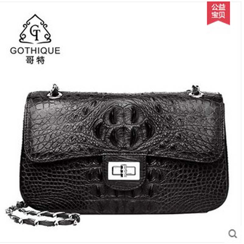 gete 2017 new hot free shipping crocodile male bag single shoulder bag inclined korea edition tide leisure business bag segal business writing using word processing ibm wordstar edition pr only