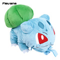 Monster Bulbasaur Brinquedos de Pelúcia Bonecas Macias Saco de Crianças Mochila Escolar para Crianças Meninos Meninas