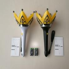 Guu0026Ti KPOP BIGBANG 10th Office LIGHT STICK GD Crown Lotus