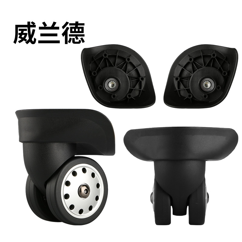 Luggage Replacement Wheels,Repair  Luggage Wheel Folding  Spinner Wheels Replacement,wheels For Suitcases,Suitcase Casters