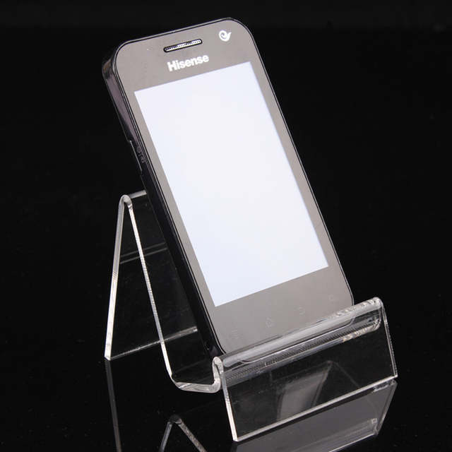 da83041d8538 Clear Acrylic T3mm Single Tier Purse Wallet Bag Iphone Book Sign Display  Racks Holders Stands 500pcs