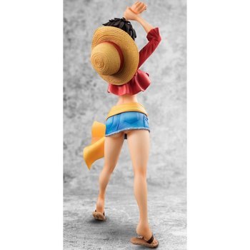 Anime One Piece Action Figure – Sexy Female Luffy Twin Sister   23cm