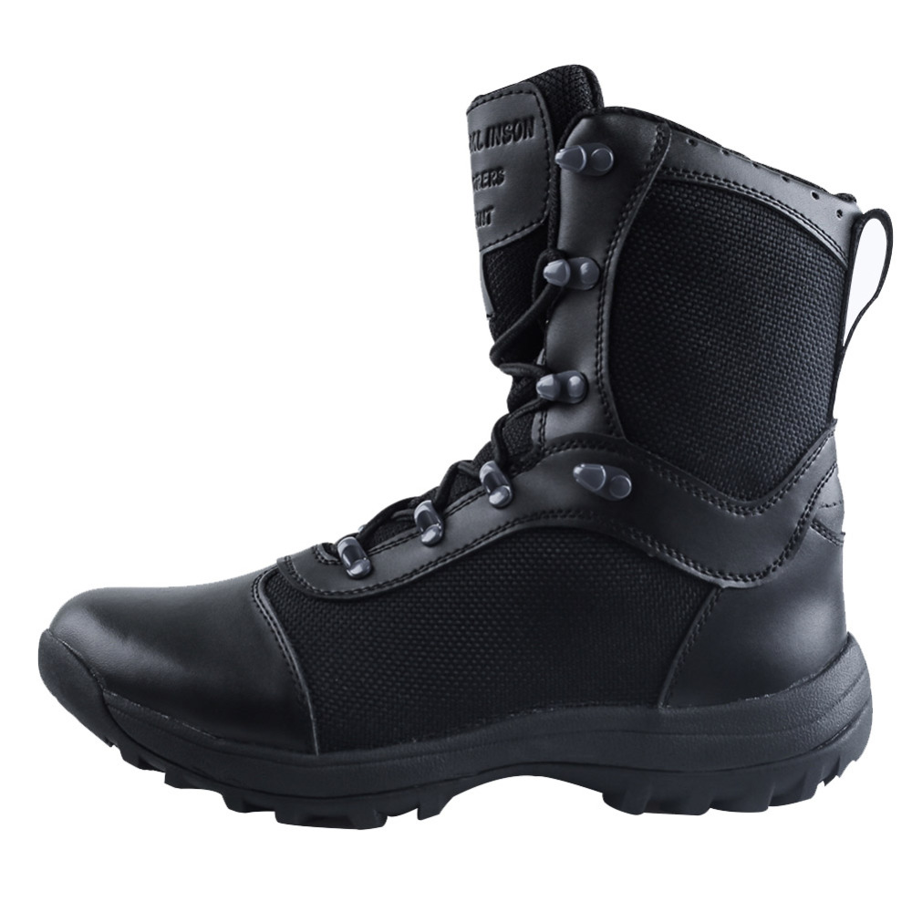 Men's FB Black Jungle Boots Military Combat Desert Tactical Ankle Army Boots Breathable Shoes