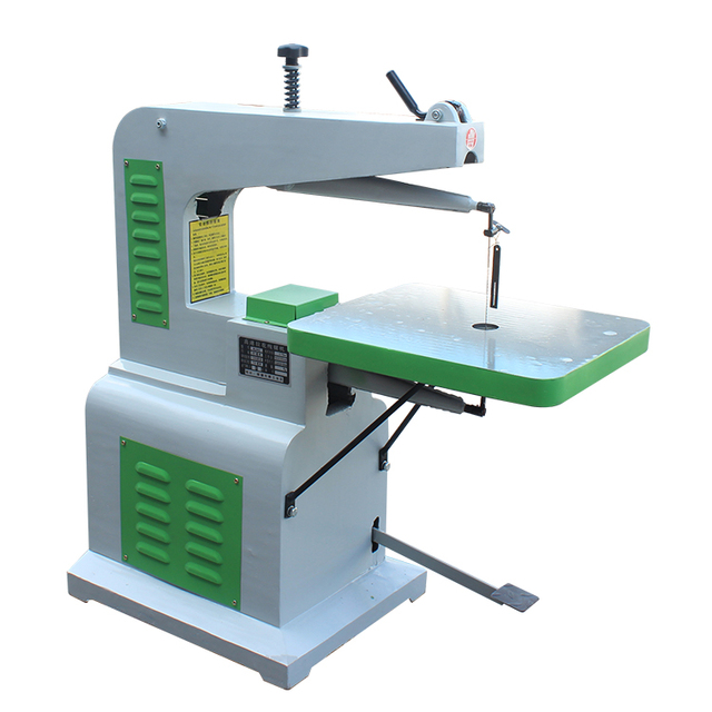 Mj442 Woodworking Machine Jigsaw Drawloom Saw Machine Scroll Saw