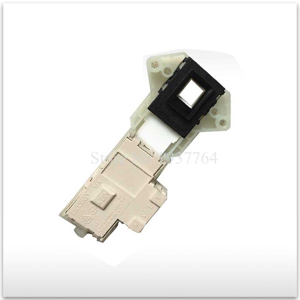 все цены на 1pcs new Original for LG washing machine time delay switch door WD-N10300DT WD-N10300D WD-N10300DJ 3 plug door lock