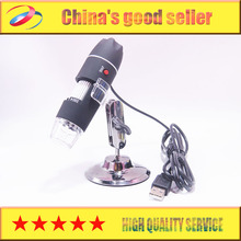 On sale Endoscope Magnifier Camera 2.0MP With 8 LED 500X USB Digital Microscope XR-M500 Soldering Microscope