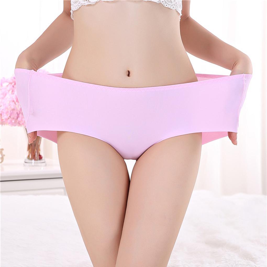 Women Sexy Briefs Underwear Seamless Soft Lingerie Briefs Underwear Panties Underpants Cotton Fashion Comfortable Briefs
