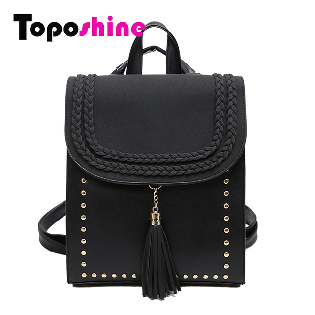 Aliexpress.com : Buy Toposhine Bag 2017 New Backpack Fashion ...