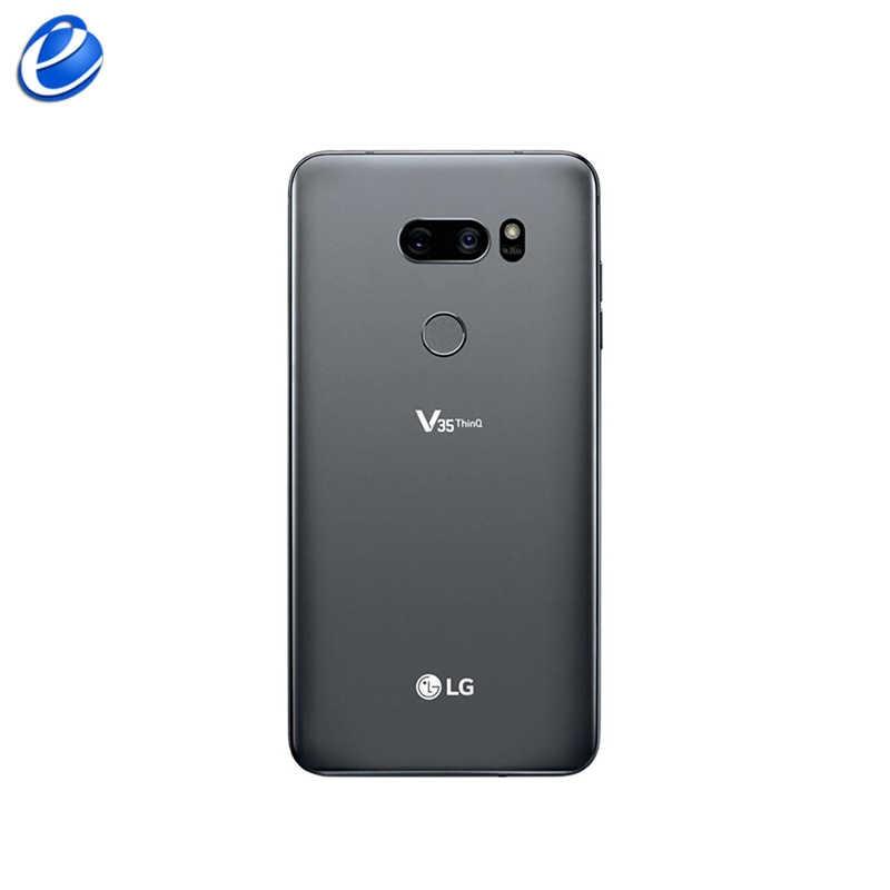 """Ban đầu Mở Khóa LG V35 ThinQ 6.0 """"inch RAM 6GB 64GB 128GB ROM Android Octa-core camera kép Vân Tay NFC Thông Minh Điện Thoại di động"""