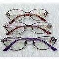 Красивые женщины сплава оптически рамки новый дизайн моды очки высокого качества оправ для очков очки (8357)