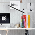 Fashion Ultrathin Eiffel tower LED table lamp 3W Dimming Touch Switch Reading Lamp Desk Lamp Soft Night Light for reading