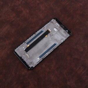 Image 4 - Ocolor cubot X18 プラス lcd ディスプレイとタッチスクリーン + フレーム 5.99 + ツール + 接着剤 cubot x18 プラス電話 + シリコンケース