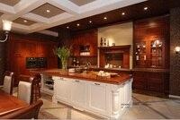 Fancy Classic Wooden Kitchen Cabinet LH SW063