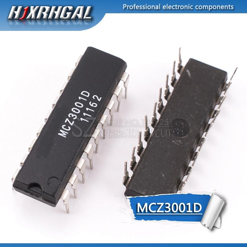 5 PCS MCZ3001D DIP-18 MCZ3001 DIP MCZ3001DB DIP-18 HJXRHGAL5 PCS MCZ3001D DIP-18 MCZ3001 DIP MCZ3001DB DIP-18 HJXRHGAL