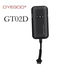 Car Motorcycle GPS tracker GT02D car start  detection ACC  OIL CUT function high speed platform Android IOS APP