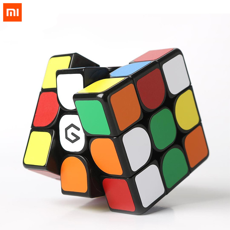 Xiaomi Giiker M3 Magnetic Cube 3x3x3 puzzle decompression APP teaching magic cube Children Adult Education Toy Rubiks