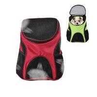 Venta caliente de Alta Calidad Portátil Cat Pet Puppy Dog Pet Carrier Mochilas de Viaje de Doble Hombro Viajes Deporte Al Aire Libre