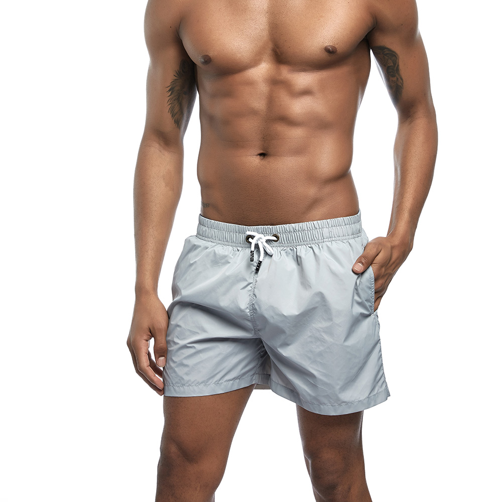 Mans Sport Running Short Pants Surfing Beach Swim Shorts Plus Size Swimwear
