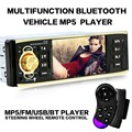 4.1inch In Dash Head Unit Car Radio Car Stereo MP5 Player Bluetooth USB/TF FM Aux Rearview Camera Steering Wheel Remote Control