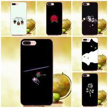 For LG Nexus 5 5X G2 G3 mini spirit G4 G5 G6 K4 K7 K8 K10 2017 V10 V20 V30 Stylus Soft TPU Phone Cases Dog Cute Rose Space